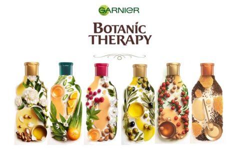 Garnier Botanic Therapy Szampon do włosów osłabionych i łamliwych Olejek Rycynowy i Migdał  250 ml                              zdj.                              4