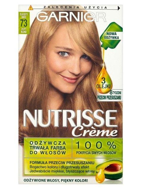 Garnier Nutrisse Farba do włosów nr 73 Złoty Blond