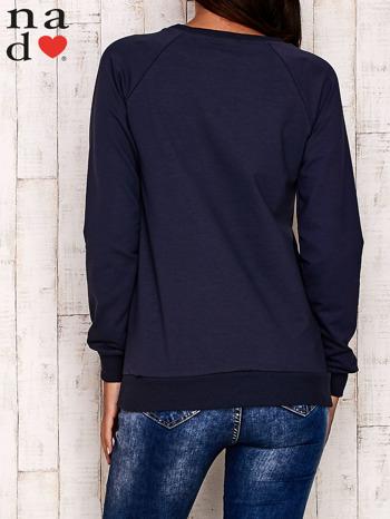 Grafitowa bluza z motywem sowy i łapacza snów                                  zdj.                                  4