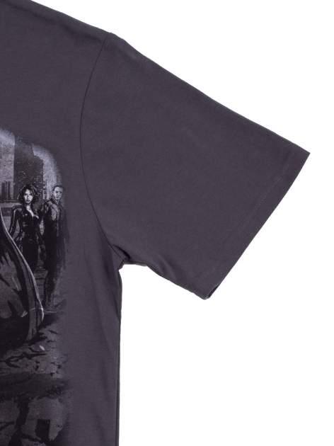 Grafitowy t-shirt męski AVENGERS                                  zdj.                                  11