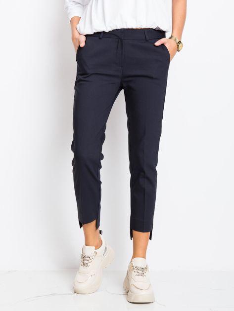 Granatowe spodnie This                              zdj.                              1