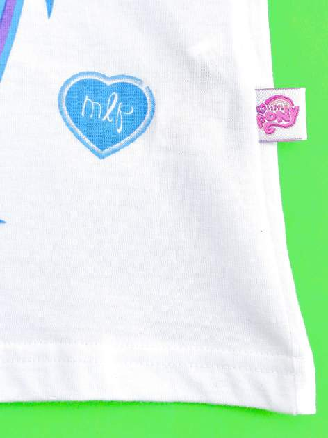 Granatowy t-shirt dla dziewczynki MY LITTLE PONY                                  zdj.                                  5