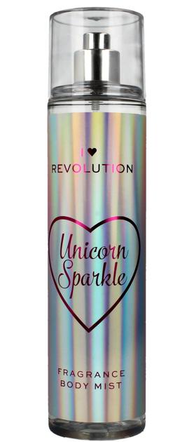 I Heart Revolution Fragrance Body Mist Mgiełka perfumowana do ciała Unicorn Sparkle 236ml