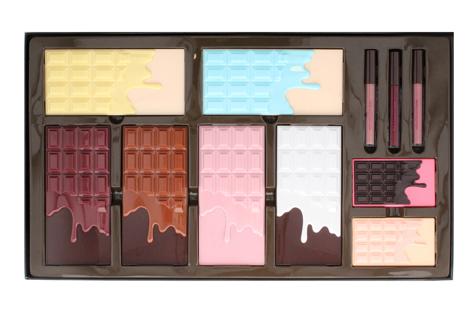 """I Heart Revolution Zestaw prezentowy Chocolate Vault  1op."""""""
