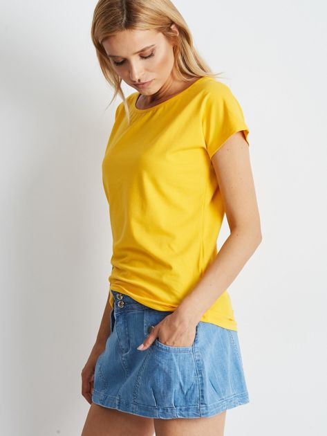 Jasnoniebieska spódnica Misscity                              zdj.                              4
