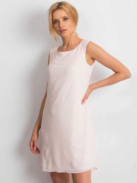 Jasnoróżowa sukienka Starlight                              zdj.                              1