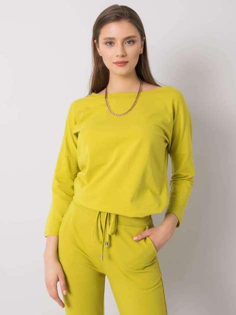 Jasnozielona bluzka Fiona