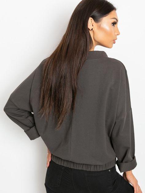 Khaki bluza Blink                              zdj.                              2