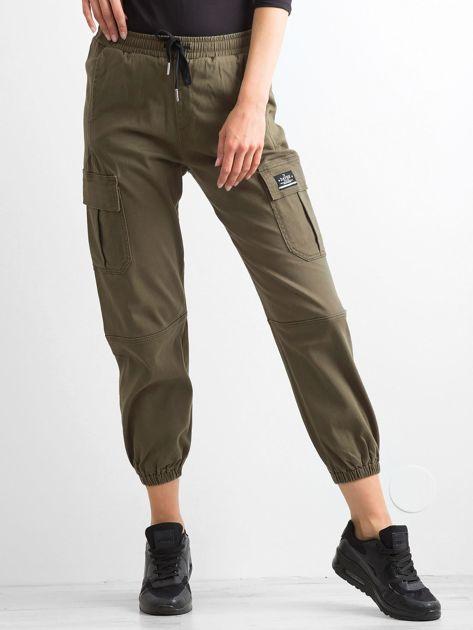 Khaki spodnie Boyhood                              zdj.                              1