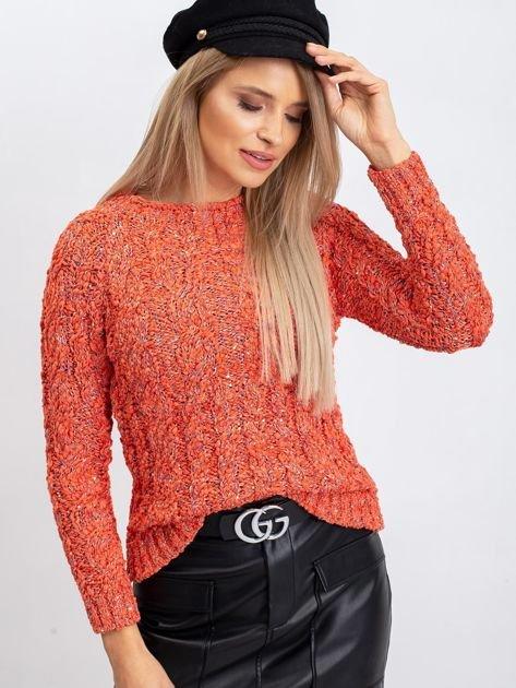 Koralowy sweter April                              zdj.                              6