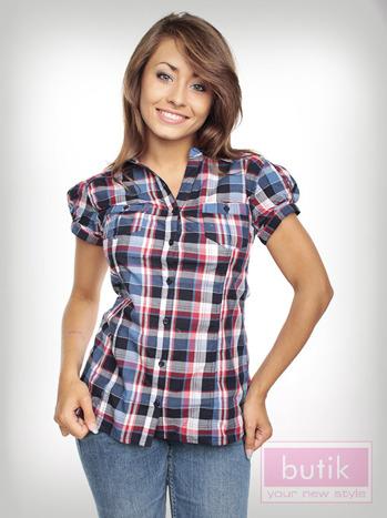 Koszula w kratke                                  zdj.                                  2