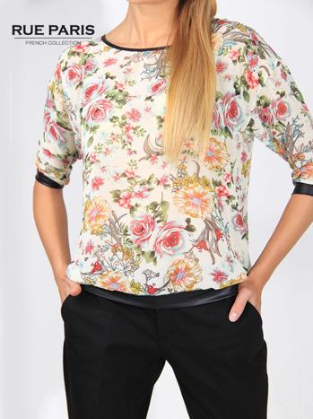 Koszula w kwiaty                                  zdj.                                  2