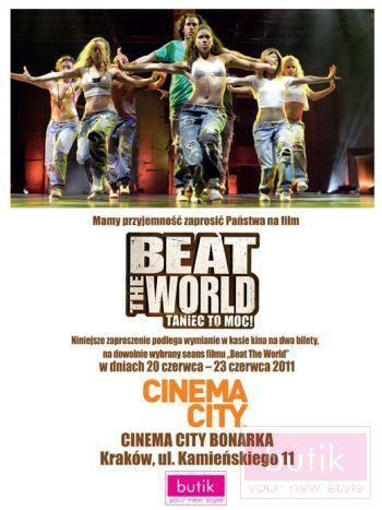 Kraków: Beat The World Taniec to moc!                                  zdj.                                  1