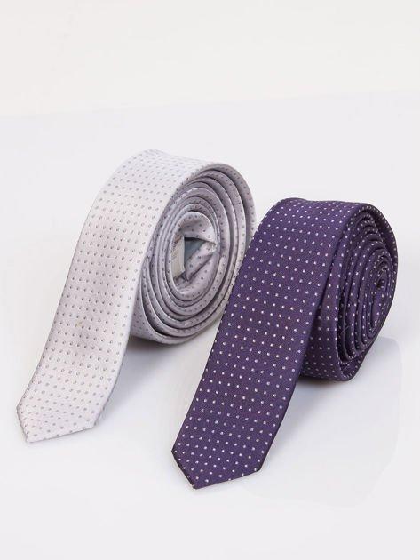 Krawat męski we wzory 5-pak wielokolorowy                              zdj.                              3
