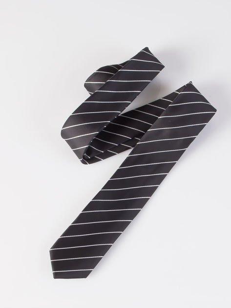 Krawat męski we wzory wielokolorowy                              zdj.                              8