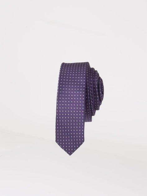 Krawat męski we wzory wielokolorowy                              zdj.                              2