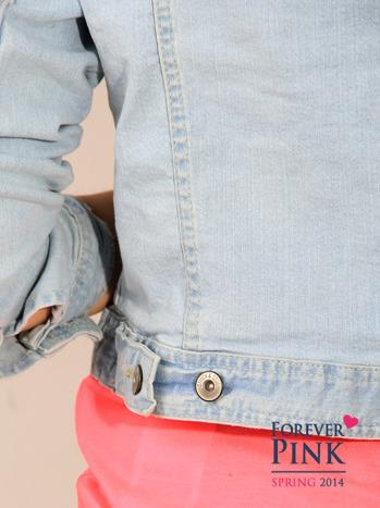 Kurtka jeansowa                                  zdj.                                  5