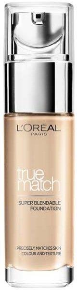 L'Oreal Podkład True Match N4 Nude Beige 30 ml                              zdj.                              1