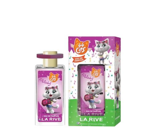 "La Rive Disney 44 Cats Woda perfumowana Milady 50ml"""