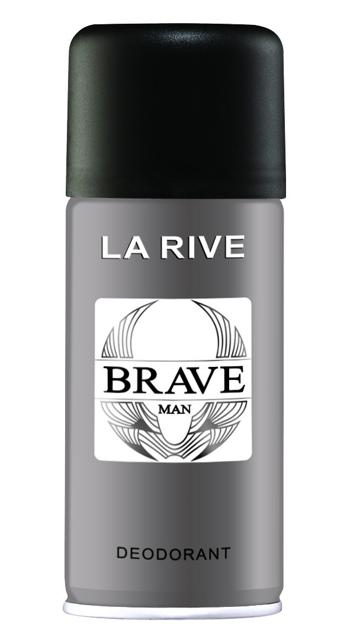 """La Rive for Men Brave dezodorant w sprayu 150ml"""""""