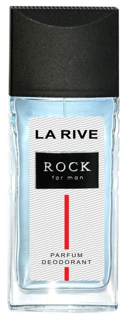 "La Rive for Men Rock for Man Dezodorant w atomizerze 80ml"""