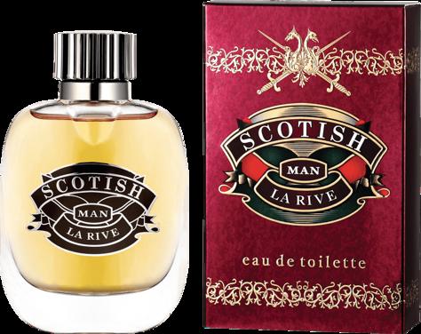"La Rive for Men SCOTISH Woda toaletowa 90ml"""