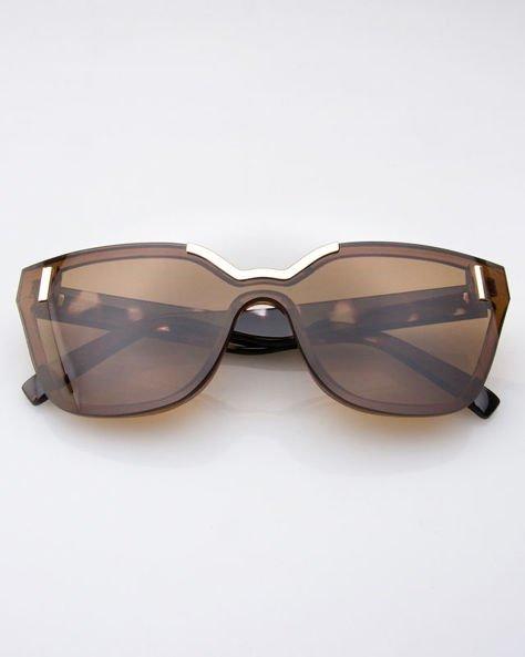 MANNINA Okulary przeciwsłoneczne + miękkie etui gratis                              zdj.                              1