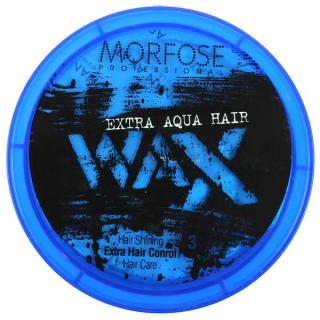 MORFOSE EXTRA AQUA HAIR GEL WAX WOSK ŻELOWY o zapachu gumy balonowej 150 ml