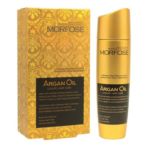 MORFOSE LUXURY GOLD OLEJEK ARGANOWY 100 ml