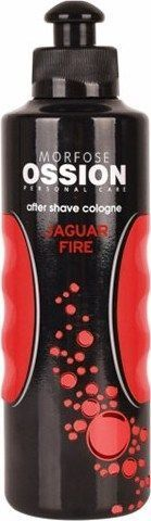 MORFOSE OSSION COLOGNE Barberska WODA KOLOŃSKA Jaguar Fire 250 ml