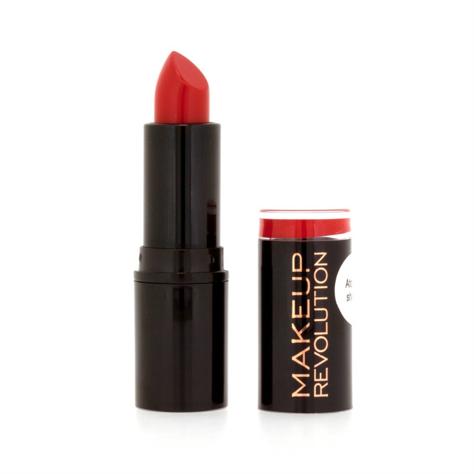 """Makeup Revolution Atomic Lipstick Pomadka do ust Ruby  1szt"""""""