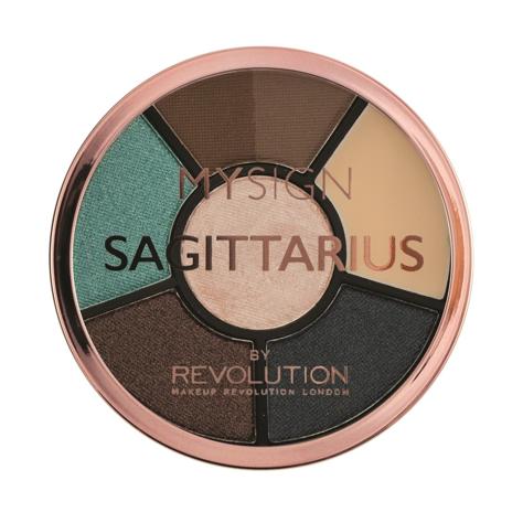 "Makeup Revolution My Sign Complete Eye Base Zestaw do makijażu oczu i brwi Sagittarius  1szt"""