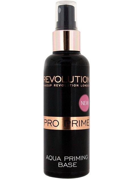 Makeup Revolution Pro Prime Aqua Priming Base Baza pod makijaż w sprayu 100 ml