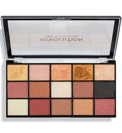 Makeup Revolution Re-Loaded Paleta cieni do powiek Affection 16,5 g