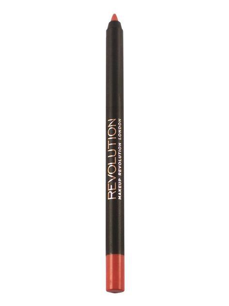 Makeup Revolution Retro Luxe Matte Lip Kit Zestaw do ust konturówka 1g + matowa pomadka w płynie 5,5ml Regal                               zdj.                              5