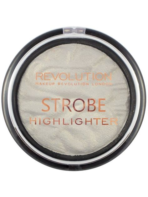 Makeup Revolution Strobe Highligter Magnitude Rozświetlacz do twarzy 7.5g