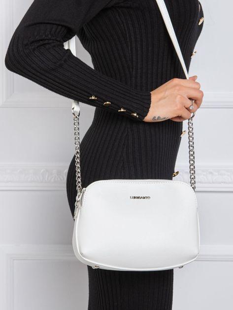 Mała biała torebka