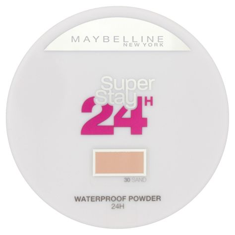 Maybelline Super Stay 24 Longwear Matte Powder Waterproof puder matujący 30 Sand 9g                              zdj.                              1