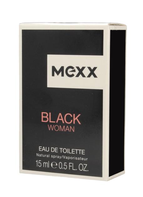 """Mexx Black Woman Woda toaletowa 15ml"""""""