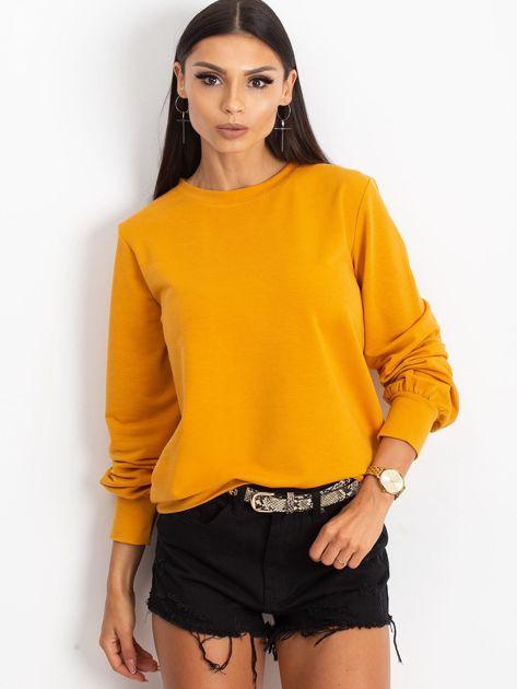 Miodowa bluza Promise                              zdj.                              5