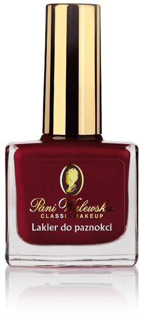 "Miraculum Pani Walewska Classic Makeup Lakier do paznokci nr 10 Rubin  10ml"""