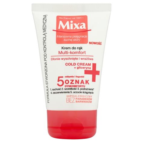 """Mixa Cold Cream Krem do rąk Multi-Komfort  50ml"""""""