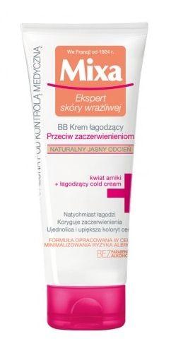 """Mixa Krem BB przeciw zaczerwienieniom odcień jasny 50ml"""""""