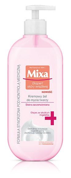 """Mixa Kremowy żel do mycia twarzy  200ml"""""""