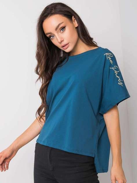 Morski t-shirt Alba RUE PARIS