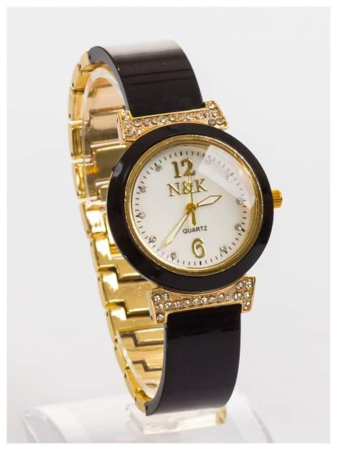 N&K Zegarek damski z perłową tarczą na bransolecie                                  zdj.                                  3