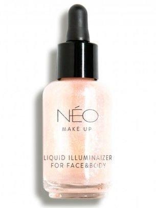 NEO Make Up Nabłyszczacz do twarzy i ciała Liquid Illuminaizer for Face & Body 30 ml                              zdj.                              1