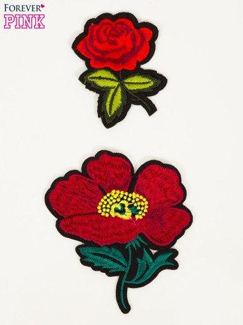 Naprasowanka - modna ozdoba odzieży 2 szt. (wielkość: 7 - 10 cm)