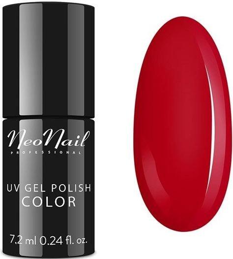 NeoNail Lakier Hybrydowy 3209 - Sexy Red 7,2 ml                               zdj.                              1
