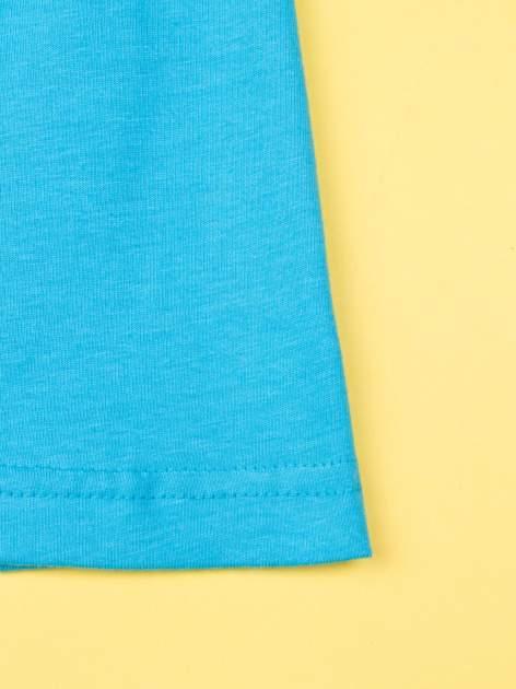 Niebieska piżama dla dziewczynki JEJ WYSOKOŚĆ ZOSIA                                  zdj.                                  9